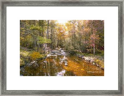 Autumn's Blessings Framed Print