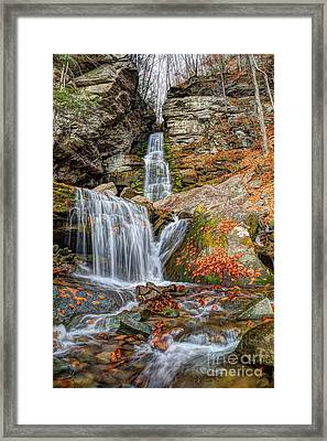 Autumns End Framed Print