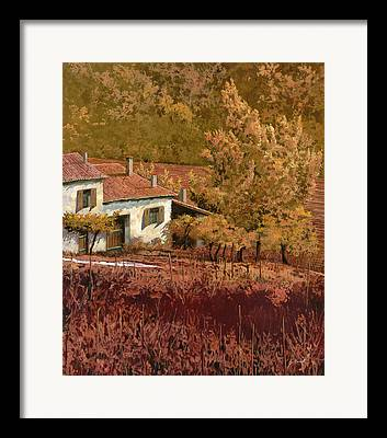 Autumn Framed Prints