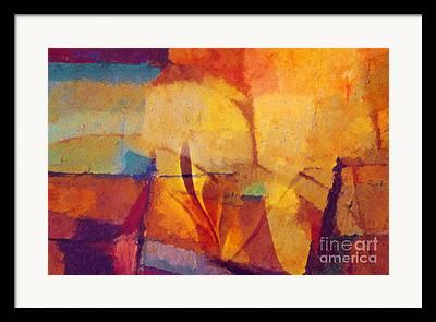 Autunno Framed Prints