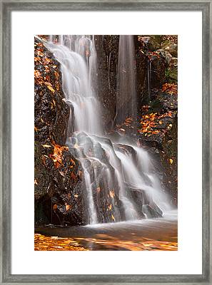 Avalon Falls Framed Print