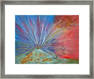 Avalon Framed Print by Marie Halter
