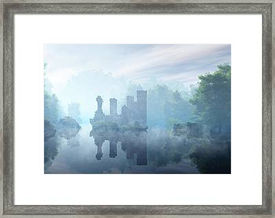 Avalon Framed Print by Melissa Krauss