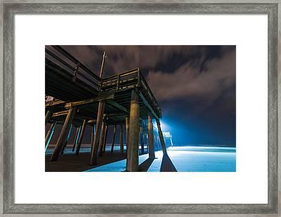Avalon Nights Framed Print