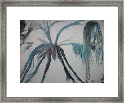Avatar Spirit Framed Print by Randall Ciotti