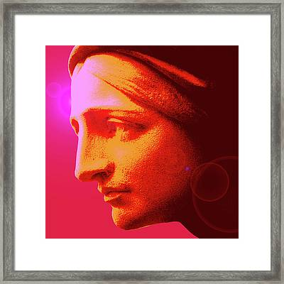 Ave-maria No. 02 Framed Print