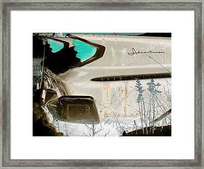 Desoto Aventurer Framed Print
