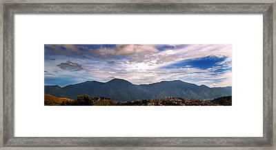 Avila 3 Framed Print