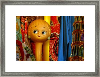 Avina 1 Framed Print by Jez C Self