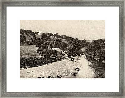 Avondale, County Wicklow, Ireland. Home Framed Print by Vintage Design Pics