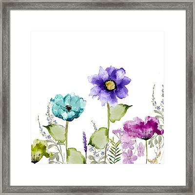 Avril II Framed Print by Mindy Sommers