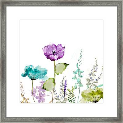 Avril  Framed Print by Mindy Sommers