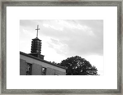 Awake Framed Print by Benjamin Johnson