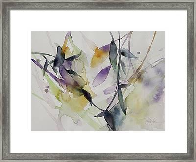 Awaken My Soul Framed Print