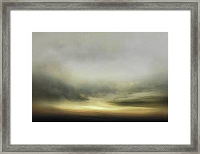 Awakened Framed Print