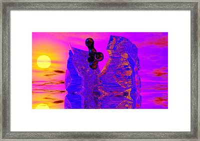 Awakening Framed Print by David Lane