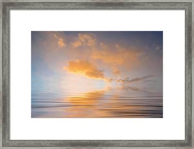 Awakening Framed Print by Jerry McElroy
