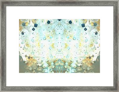 Awakening Framed Print by Lisa S Baker