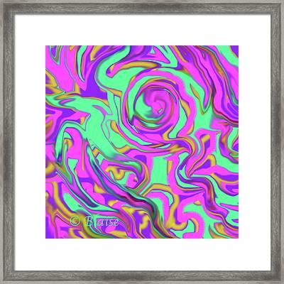 Awakening Spring Framed Print by Yvonne Blasy