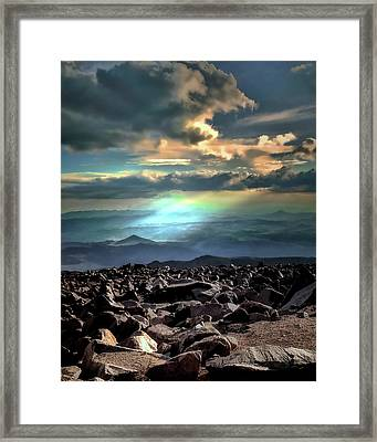 Awareness ... Framed Print