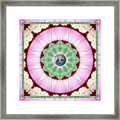 Awareness Framed Print by Bell And Todd