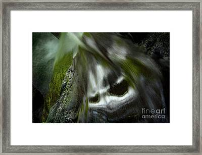 Framed Print featuring the photograph Awesome by Tatsuya Atarashi
