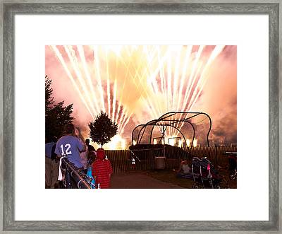 Awestruck Framed Print by Jim DeLillo