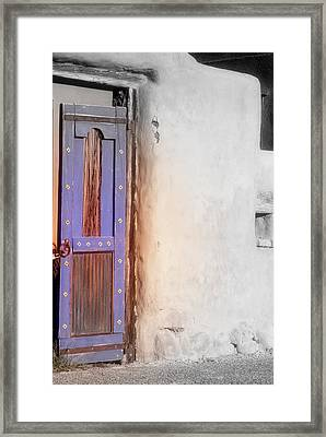 Awh.. New Mexico.. Framed Print