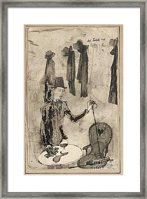 Axel Fridell Framed Print by Celestial Images