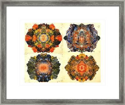 Axiology Framed Print by Howard Goldberg
