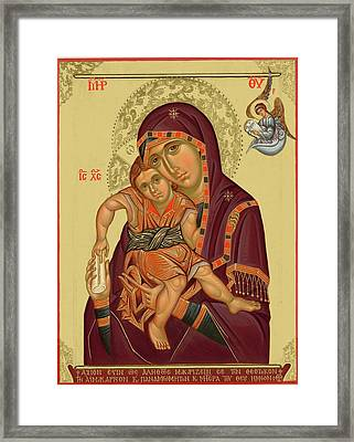 Axion Estin Framed Print by Faust ILIONIU