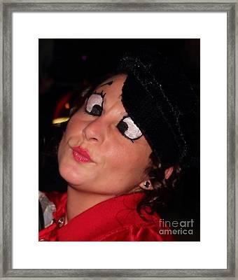 Aymi Vallee Framed Print