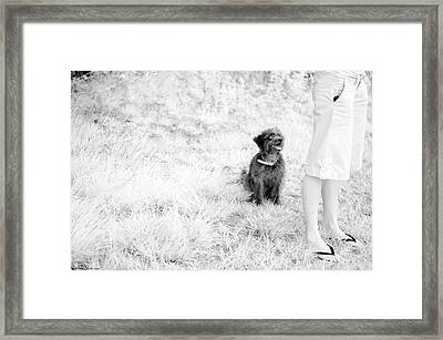 Framed Print featuring the photograph Azores In Infrared 1 by Bruno Rosa