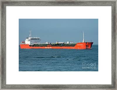 Azov Mariner Framed Print