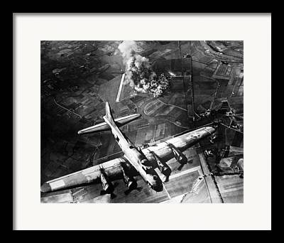Army Air Corps Framed Prints
