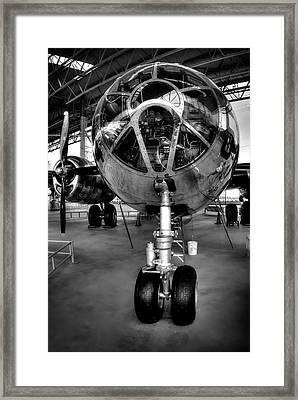 B-29 Superfortress Heavy Bomber Framed Print by Daniel Hagerman