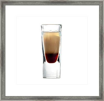 B 52 Framed Print by Boyan Dimitrov