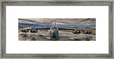 B-52 Framed Print