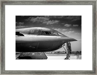 B2 Spirit Bomber Framed Print