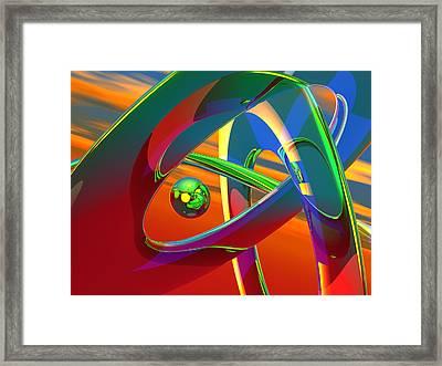 B45h Framed Print by Scott Piers