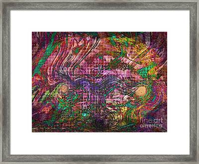 Babes In The Woods Framed Print