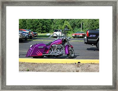Babe's Framed Print by Jim Simms