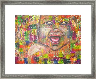 Baby - 1 Framed Print by Jacqueline Athmann