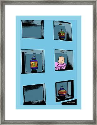 Baby Art Framed Print