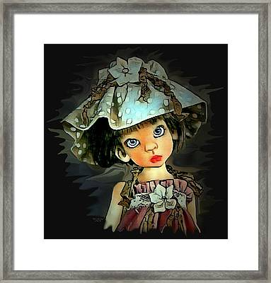 Baby Doll Collection Framed Print