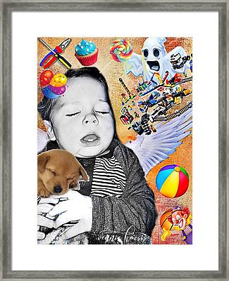 Baby Dreams Framed Print