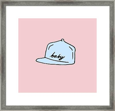 Baby Hat 1 Framed Print