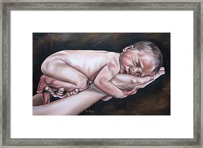 Baby Framed Print