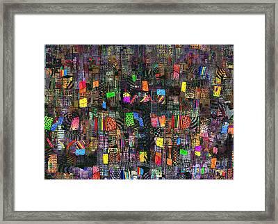 Babylon Framed Print by Andy  Mercer