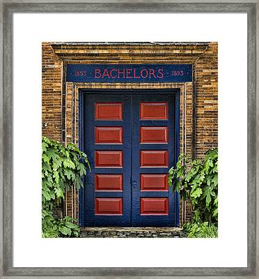 Bachelors Barge Club Framed Print by Stephen Stookey